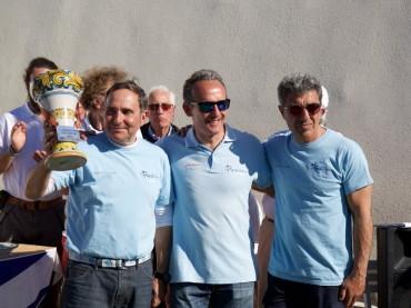 Vela Joy e Squalo Bianco vincono il Campionato del basso Tirreno e dello Ionio