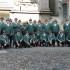 """Gli alpini del Coro ANA cantano """"Milano non dimentica"""" a sostegno delle vittime del terremoto in Centro Italia"""