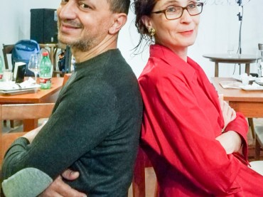Fondo Verri Lecce Recital TO BE OR NOT TO BE…BOP!!! con Andrea Gargiulo e Silvana Kühtz