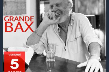 """Ernesto Bassignano presenta il suo nuovo disco """"Grande BAX"""", in anteprima assoluta al Teatro Arciliuto"""