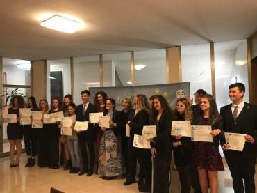 Alassio, l' alberghiero di Siracusa ha vinto il trofeo Ventimiglia