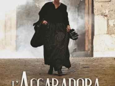 Carolina Crescentini al cinema con L'accabadora