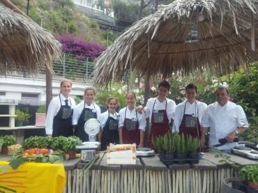 Spiagge Didattiche: la scuola di cucina con Campagna Amica e lo chef Renato Grasso
