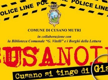 "Gianluca Durante a ""Cusanoir"" con TANGO DOWN  Nella mente dell'assassino"