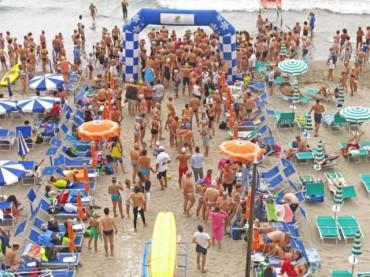 Nuoto, domenica ad Alassio il Miglio Marino