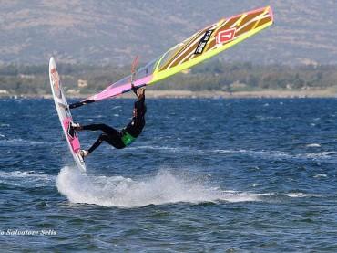 CAMPIONATO NAZIONALE FREESTYLE Windsurf 2017  Riva del Garda