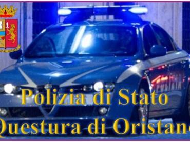 Polizia di Stato: arrestato romeno a Oristano, colpito da ordine di carcerazione