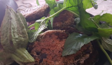 crocchette, melanzana