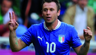 [Antonio Cassano - foto Corriere.it]