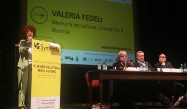 Fondazione Symbola conferenza FG2017