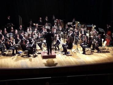 Inaugurazione tre giorni in Musica per il 20° anniversario della Concert Band di Melicucco
