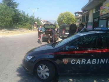Petilia Policastro: una calda estate operativa per i Carabinieri