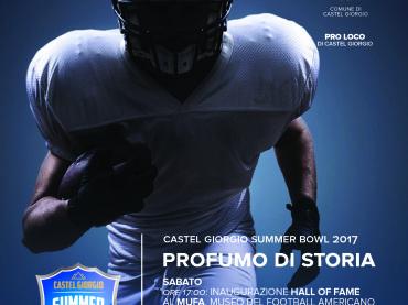 Castel Giorgio Summer Bowl 2017