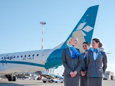 A.A.A. professione assistente di volo, selezioni aperte in Air Dolomiti