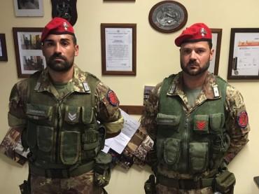 """Capitanata, proseguono con profitto le azioni dei """"Cacciatori Calabria"""": il resoconto [VIDEO]"""