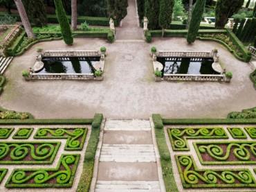 I giardini inglesi: per spazi outdoor carichi di fascino e davvero molto romantici