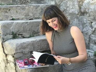 Tina Pencinger: fashion blogger croata presenta un libro