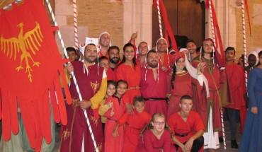 Porta Troia, vincitrice del Torneo delle chiavi di Lucera 2017