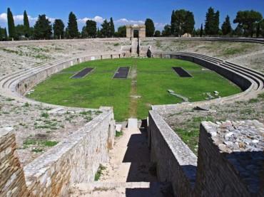 Con il F.A.I. iniziano i lavori di adeguamento all'Anfiteatro Augusteo di Lucera