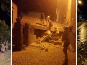 Ultim'Ora. Terremoto a Ischia, circa 20 feriti e un morto