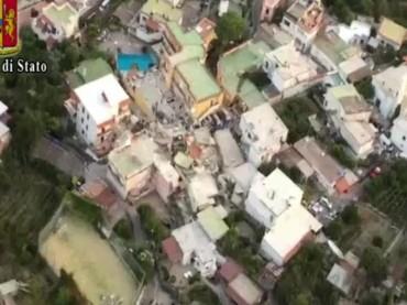 Terremoto a Ischia, gli aggiornamenti. Casamicciola devastata