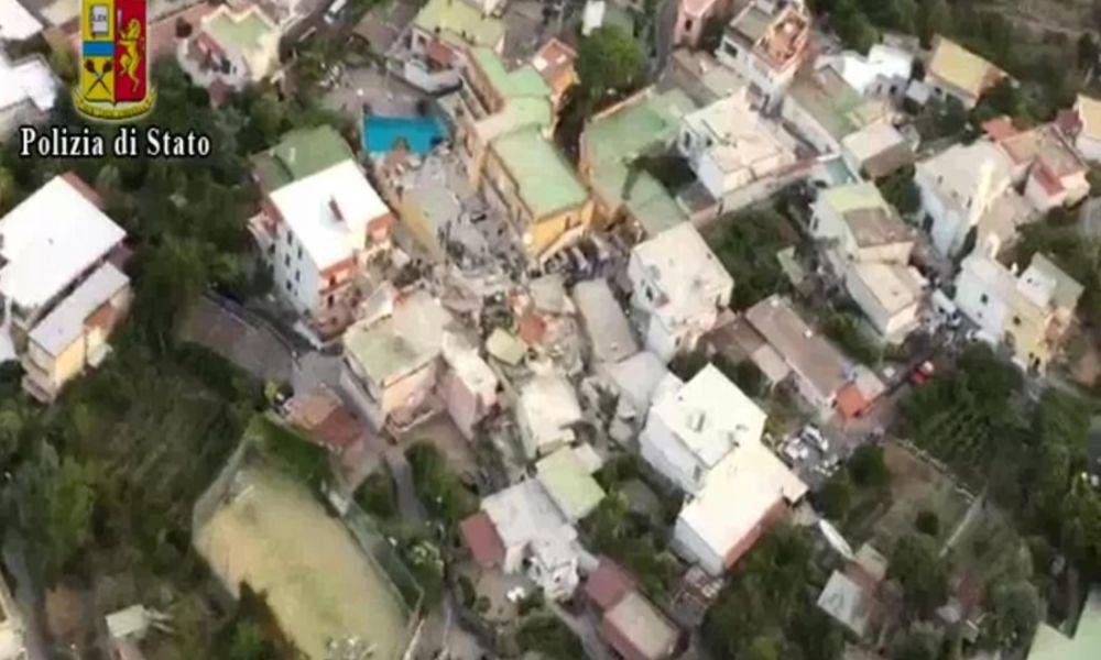 Terremoto a Ischia, danni e crolli: due donne morte e 26 feriti