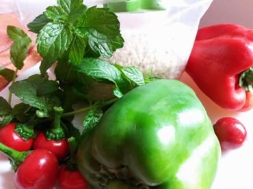 Risotto ai peperoni come ottenere un'ottima ricetta