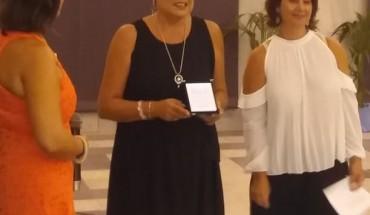 Al centro Agata Sandrone presidente BCsicilia Isola delle femmine