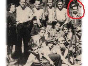 Dichiarazione del partigiano Oreste Arnello di Rocchetta Cairo (Savona)