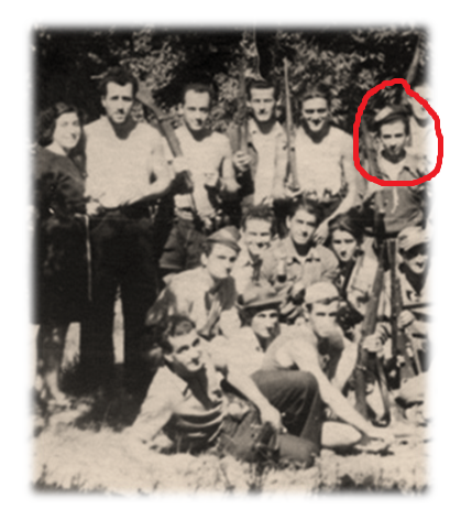 Arnello-LEONCINO tra i partigiani