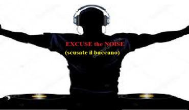 Excuse the Noise logo