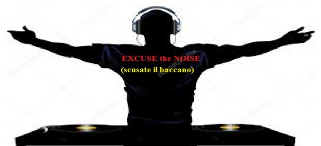 Excuse the Noise logo