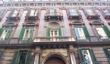 Palazzo Cavalcanti - Facciata