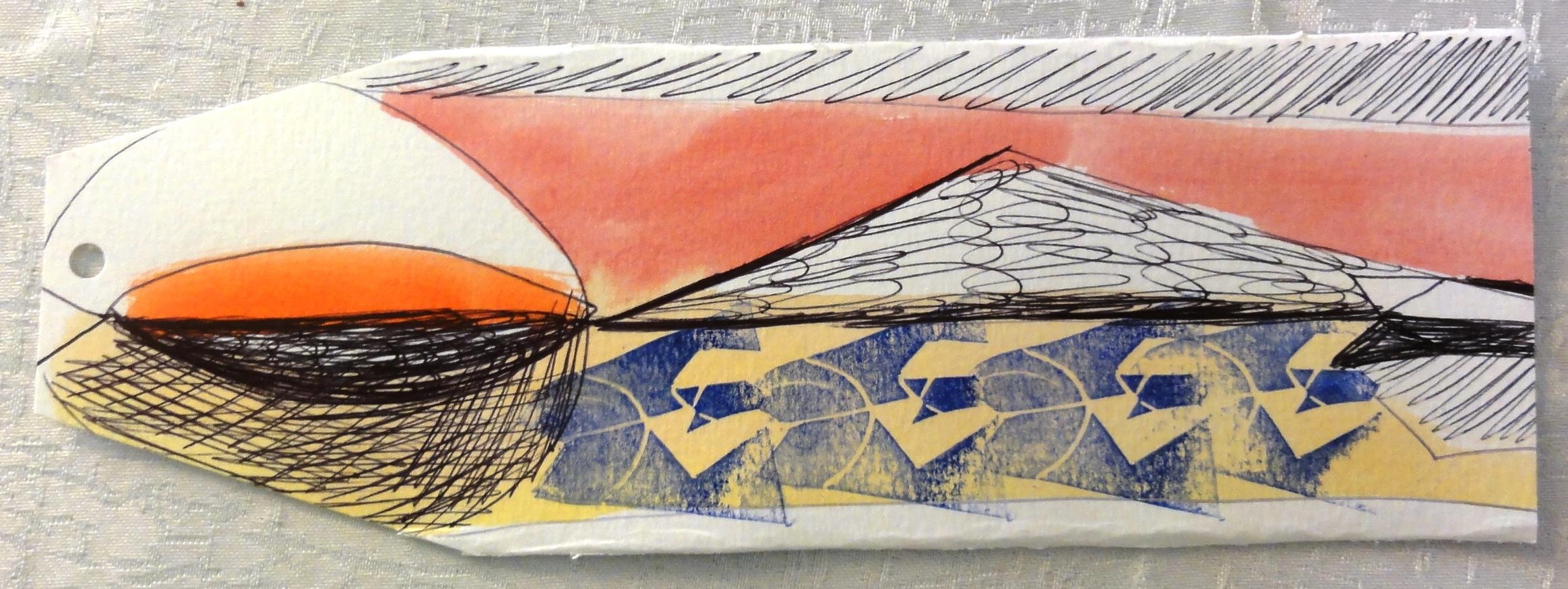 mail art from Mirta Caccaro