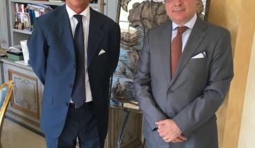 L'ambasciatore Cristiano Gallo - Enrico Pinocci