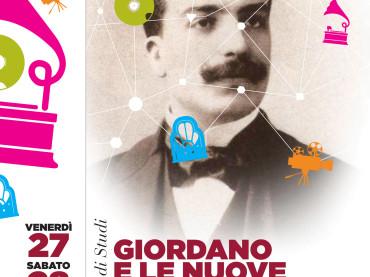 Il Cinema, la Radio e la produzione discografica,  a Foggia si discute sulle esperienze di Umberto Giordano