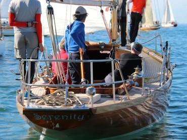 """""""Coppa A.I.V.E. dell'Adriatico"""" per vele d'epoca, a Trieste Serenity e Strale si aggiudicano il Trofeo 2017"""