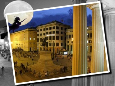 """""""I fantasmi della Lanterna"""" prosegue con """"I Fantasmi della Torre Grimaldina"""" e il """"Ghost Tour di Genova"""""""