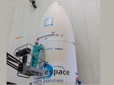"""Il Marocco ha lanciato primo satellite d'osservazione, si chiama """"Mohammed VI-A"""". L'industria italiana è presente"""