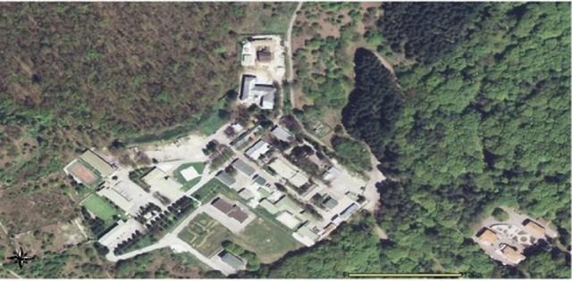 [Base Aereonautica Militare Iacotenente (2005) of Prencipe Donato at the 26 July 2007]