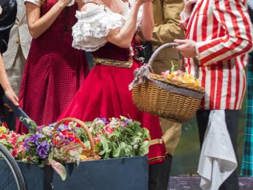 Operetta Al Cavallino Bianco al Teatro di Cagli nelle Marche