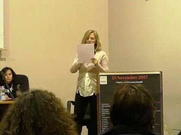 Violenza sulle donne: le donne del Gargano a Palazzo Celestini. Parla la presidente Caterina la Torre