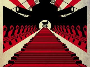 """Anteprima del restauro di """"Corazzata Potëmkin"""" nell'Aula del Tempio del Museo del Cinema – Mole Antonelliana)"""