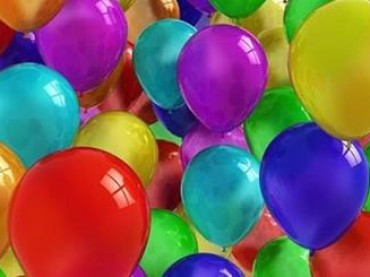 Palloncini colorati: come usarli per decorare uno spazio piccolo