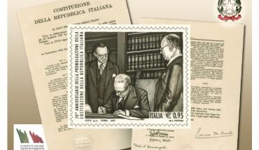 201754 Fogl promulgazione Costituzione della Repubblica It