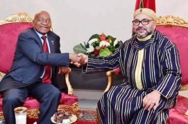 Re Mohammed VI al vertice UA-UE