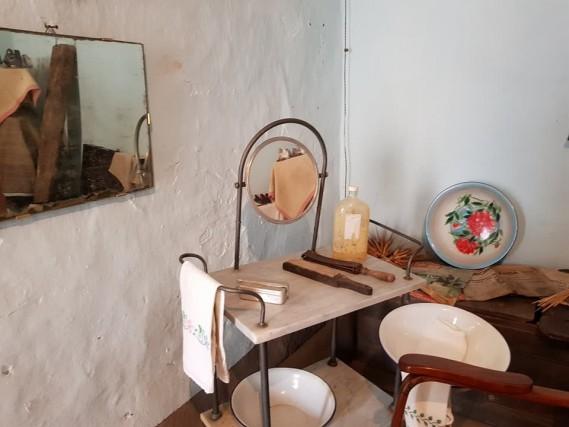 a Barberia di Tziu Pirisi cortes delle sorelle Cabiddu Ortueri ph Ele's www.ele22.it