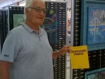 GIORDANO PAVAN E' TORNATO AD ESPORRE AD ALBENGA
