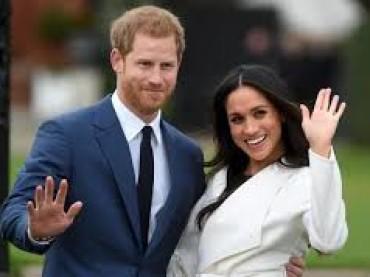 Harry d'Inghilterra matrimonio il 18 maggio