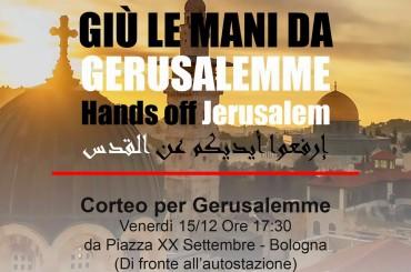 Perché i membri della comunità marocchina partecipiamo attivamente nelle marce di ALQOS (Gerusalemme) in Italia?